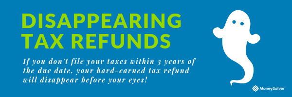 Disappearing Tax Returns: Just one way your unfiled taxes can haunt you